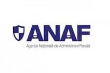 Comunicat de presa ANAF