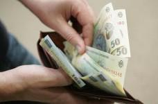 Salariul minim brut creste incepand cu luna Mai 2016