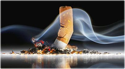 Legea care interzice fumatul va intra in vigoare incepand de maine, 16 martie.